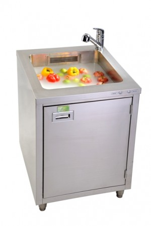 Micro Bubble Produce Washing System